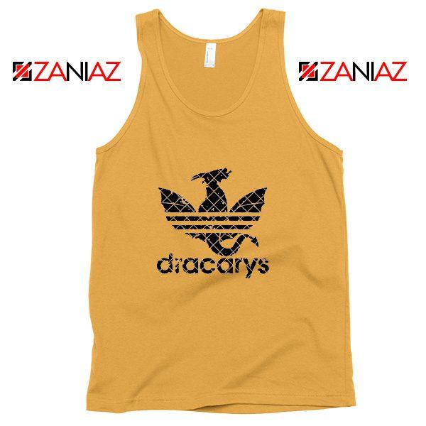 Game of Thrones Tank Top Logo Dracarys Cheap Tank Top Size S-3XL Sunshine