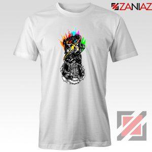 Gauntlet Thanos Avengers Villain Best T-shirts Size S-3XL White