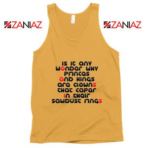 Go Let It Out Oasis Lyrics Tank Top Oasis Band Tank Top Size S-3XL Sunshine