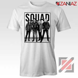 Grey's Anatomy Squad American Drama Television Series Tee Shirt White