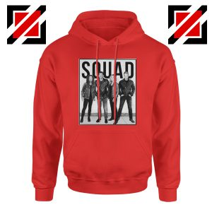Grey's Anatomy Squad Medical Drama Television Series Best Hoodie Red
