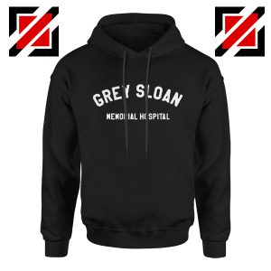 Grey Sloan Memorial Hospital Hoodie Greys Anatomy Cheap Hoodie Black