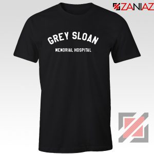 Grey Sloan Memorial Hospital Tee Shirt Greys Anatomy Best T-shirt Black