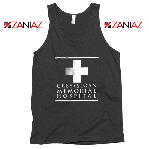 Grey Sloan Memorial Tank Top American Drama Medical TV Series Black