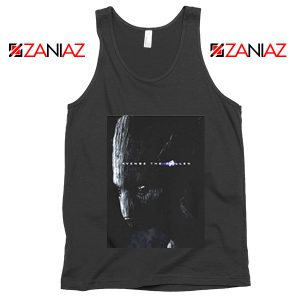 Groot Poster Tank Top Marvel Avengers Endgame Tank Top Size S-3XL Black