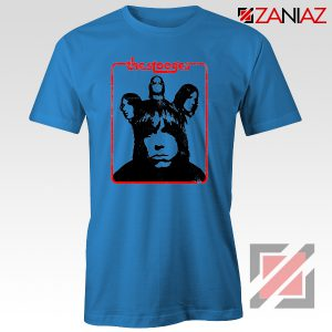 Iggy And The Stooges American Rock Band Best T-Shirt Size S-3XL Blue