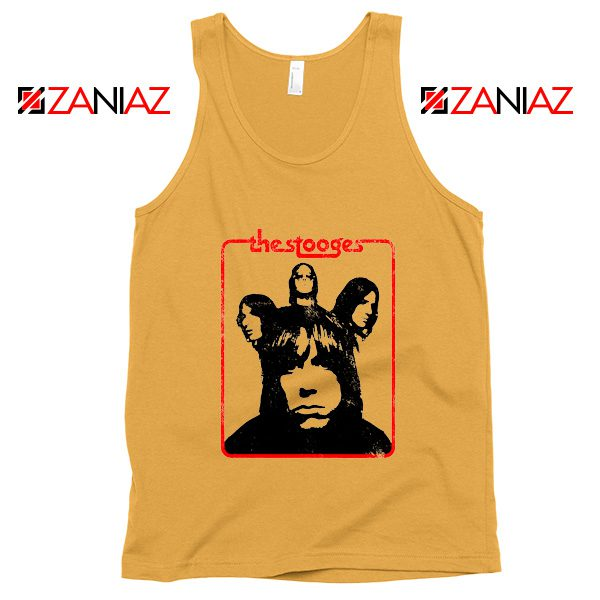 Iggy And The Stooges American Rock Band Best Tank Top Size S-3XL Sunshine