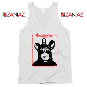 Iggy And The Stooges American Rock Band Best Tank Top Size S-3XL White