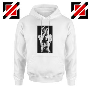 Iggy Pop Performance Music Concert Cheap Best Hoodie Size S-2XL White