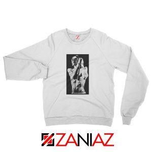 Iggy Pop Performance Music Concert Cheap Best Sweatshirt Size S-2XL White