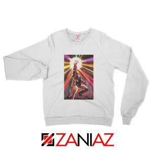 Iron Man Infinity Gauntlet Avengers Endgame Sweatshirt Size S-2XL White