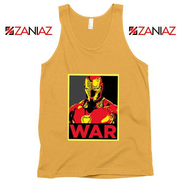 Iron Man War Tank Top Infinity War Cheap Tank Top Size S-3XL Sunshine