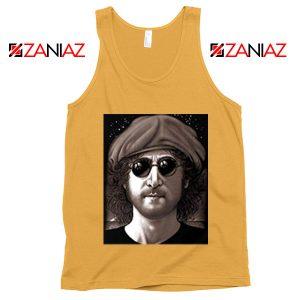 John Lennon Imagine Tank Top The Beatles Band Music Tank Top Sunshine