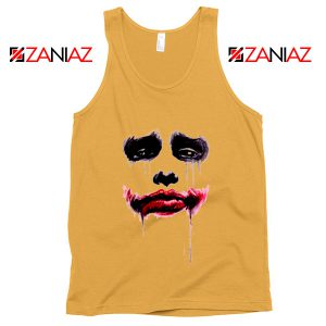 Joker Face Tank Tops Joker Film Best Tank Top Size S-3XL Sunshine