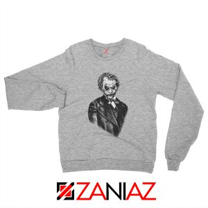 Joker Movie Posters Sweatshirt Joker Movie 2019 Sweatshirt Size S-2XL Grey