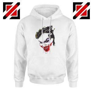 Joker Poster Film Hoodie Joker Movie 2019 Best Hoodie Size S-2XL White