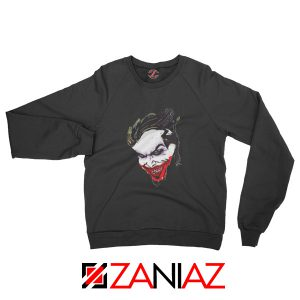 Joker Poster Film Sweatshirt Joker Movie 2019 Sweatshirt Size S-2XL Black