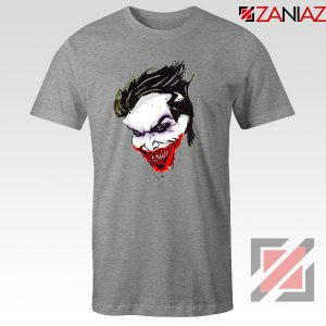 Joker Poster Film T-Shirt Joker Movie 2019 Best T-Shirt Size S-3XL Grey