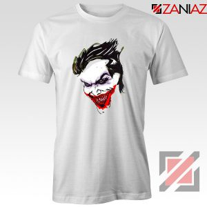 Joker Poster Film T-Shirt Joker Movie 2019 Best T-Shirt Size S-3XL White