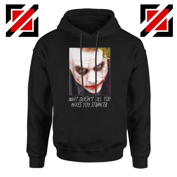 Joker Quotes Hoodie Joker Movie 2019 Hoodie Size S-2XL Black
