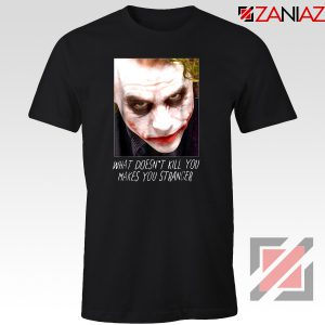 Joker Quotes T-shirts Joker Movie 2019 Tshirts Size S-3XL Black