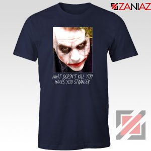 Joker Quotes T-shirts Joker Movie 2019 Tshirts Size S-3XL Navy