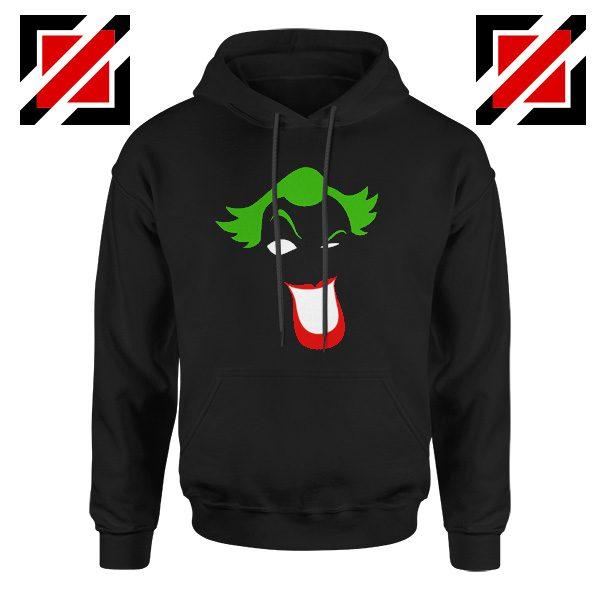 Joker Smile Hoodie Joker Film Best Hoodie Size S-2XL Black