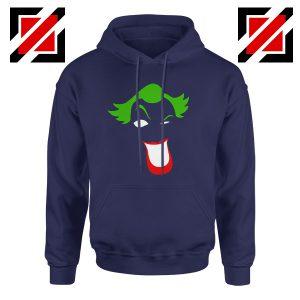 Joker Smile Hoodie Joker Film Best Hoodie Size S-2XL Navy