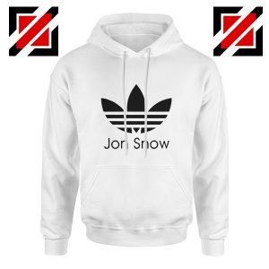 Jon Snow Adidas Hoodie Game Of Thrones Best Hoodie Size S-2XL White