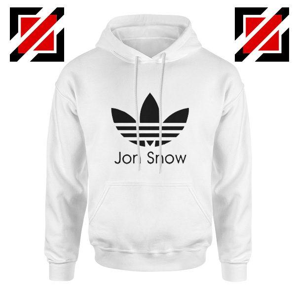 Jon Snow Adidas Hoodie Game Of Thrones Best Hoodie Size S-2XL White