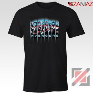 Marvel Avengers Endgame Tshirt Super Heroes Tee Shirt Size S-3XL Black