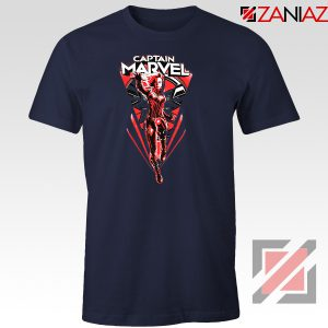 Marvel Captain Tshirt Marvel Best Tee Shirts Size S-3XL NavyBlue