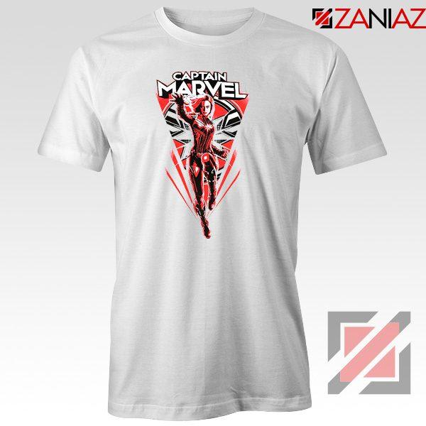 Marvel Captain Tshirt Marvel Best Tee Shirts Size S-3XL White