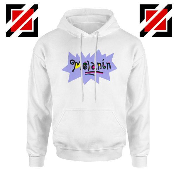 Melanin Rugrats Hoodie Rugrats TV Series Hoodie Size S-2XL White