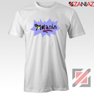 Melanin Rugrats T-Shirt Rugrats TV Series T-Shirt Size S-3XL White