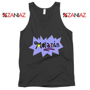 Melanin Rugrats Tank Top Rugrats TV Series Tank Top Size S-3XL Black