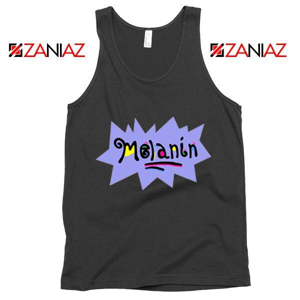 Melanin Rugrats Tank Top Rugrats TV Series Tank Top Size S-3XL Black