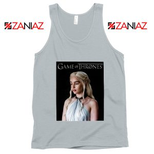 Mother of Dragons Tank Top Daenerys Game of Thrones Tank Top New Silver