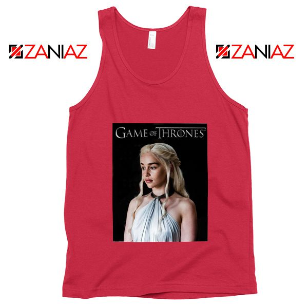 Mother of Dragons Tank Top Daenerys Game of Thrones Tank Top Red
