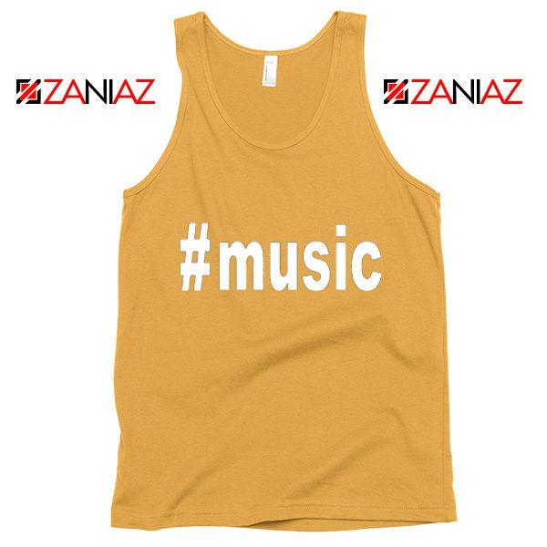 Music Hashtag Best Tank Top Music Women's Tank Top Size S-3XL Sunshine