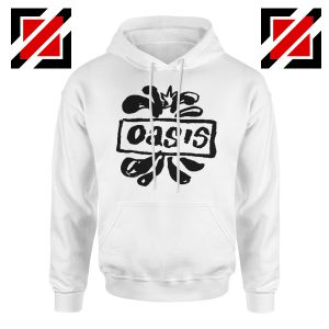 Oasis English Rock Band Hoodie Oasis Band Cheap Hoodie Size S-2XL White