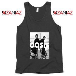 Oasis Music Rock Band Tank Top Oasis UK Band Tank Top Size S-3XL Black