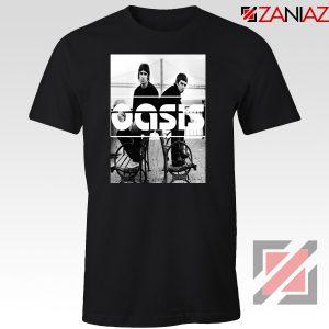 Oasis Music Rock Band Tee Shirt Oasis UK Band T-Shirt Size S-3XL Black