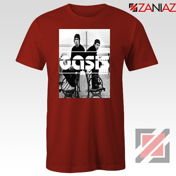 Oasis Music Rock Band Tee Shirt Oasis UK Band T-Shirt Size S-3XL