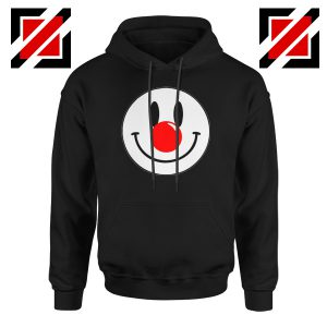 Red Nose Day Comic Relief Hoodie Red Nose Day 2019 Best Hoodie Black