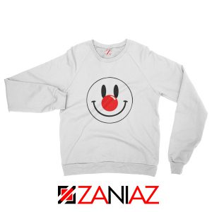 Red Nose Day Comic Relief Sweatshirt Red Nose Day 2019 Sweatshirt White