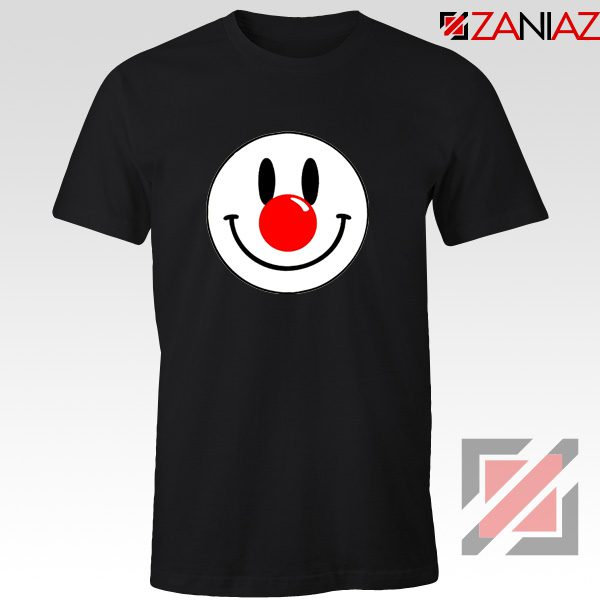 Red Nose Day Comic Relief T-Shirt Red Nose Day 2019 Tshirt Black