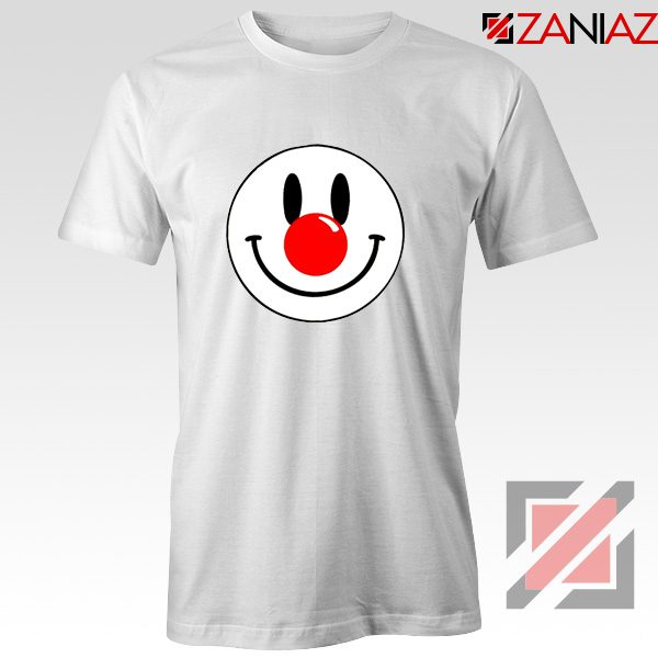 Red Nose Day Comic Relief T-Shirt Red Nose Day 2019 Tshirt White