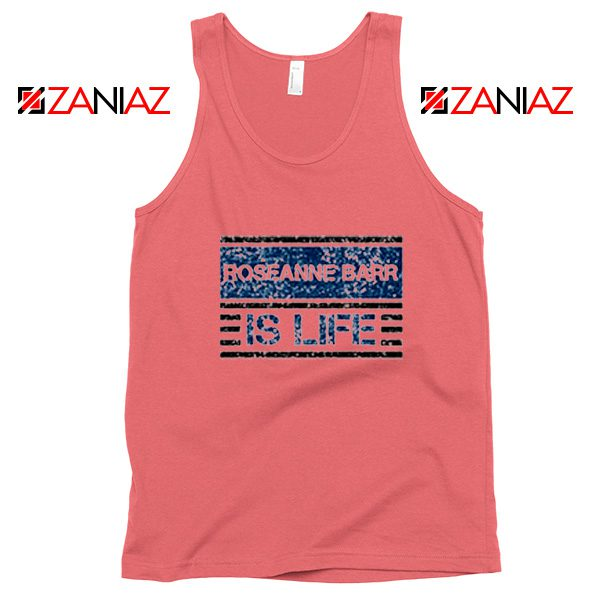 Roseanne Barr Tank Top American Actress Tank Top Size S-3XL Coral