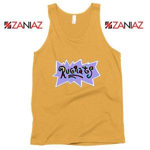 Rugrats Logo Tank Top Nickelodeon Cheap Tank Top Size S-3XL Sunshine